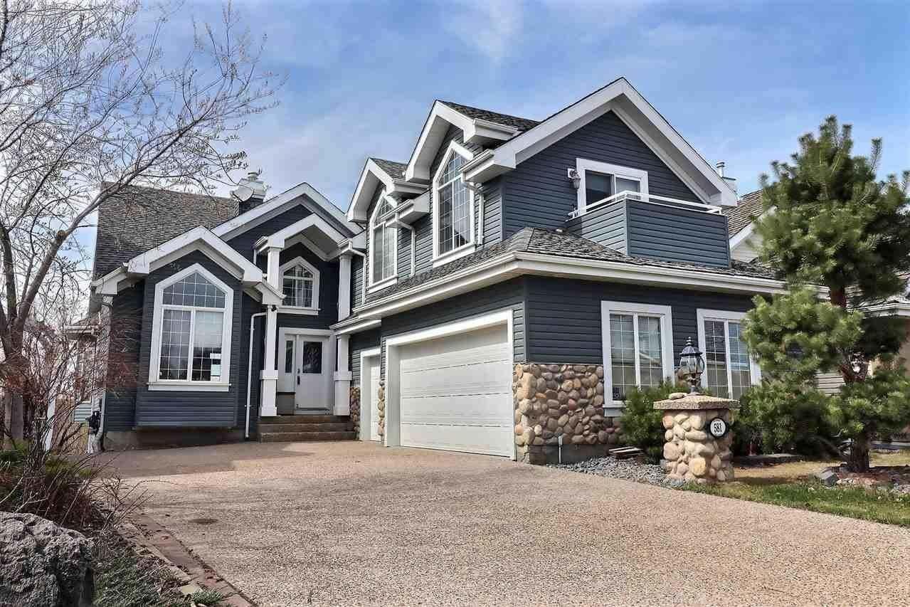 House for sale at 581 Stewart Cr SW Edmonton Alberta - MLS: E4195673
