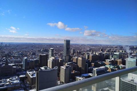 Apartment for rent at 197 Yonge St Unit 5810 Toronto Ontario - MLS: C4699108