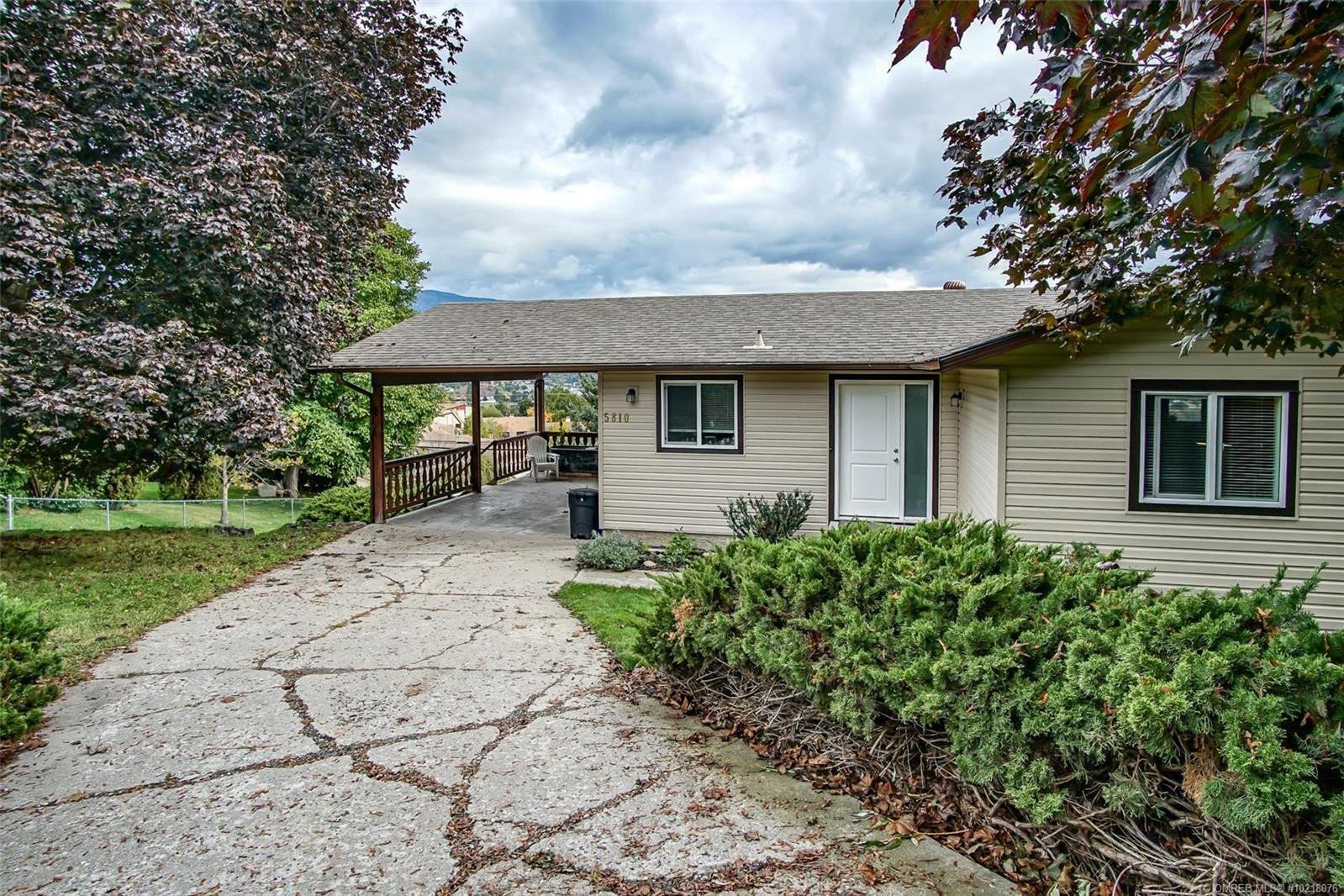 House for sale at 5810 Flemish Pl Vernon British Columbia - MLS: 10218076