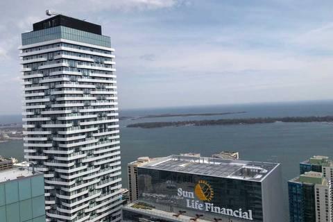 Apartment for rent at 14 York St Unit 5811 Toronto Ontario - MLS: C4690476