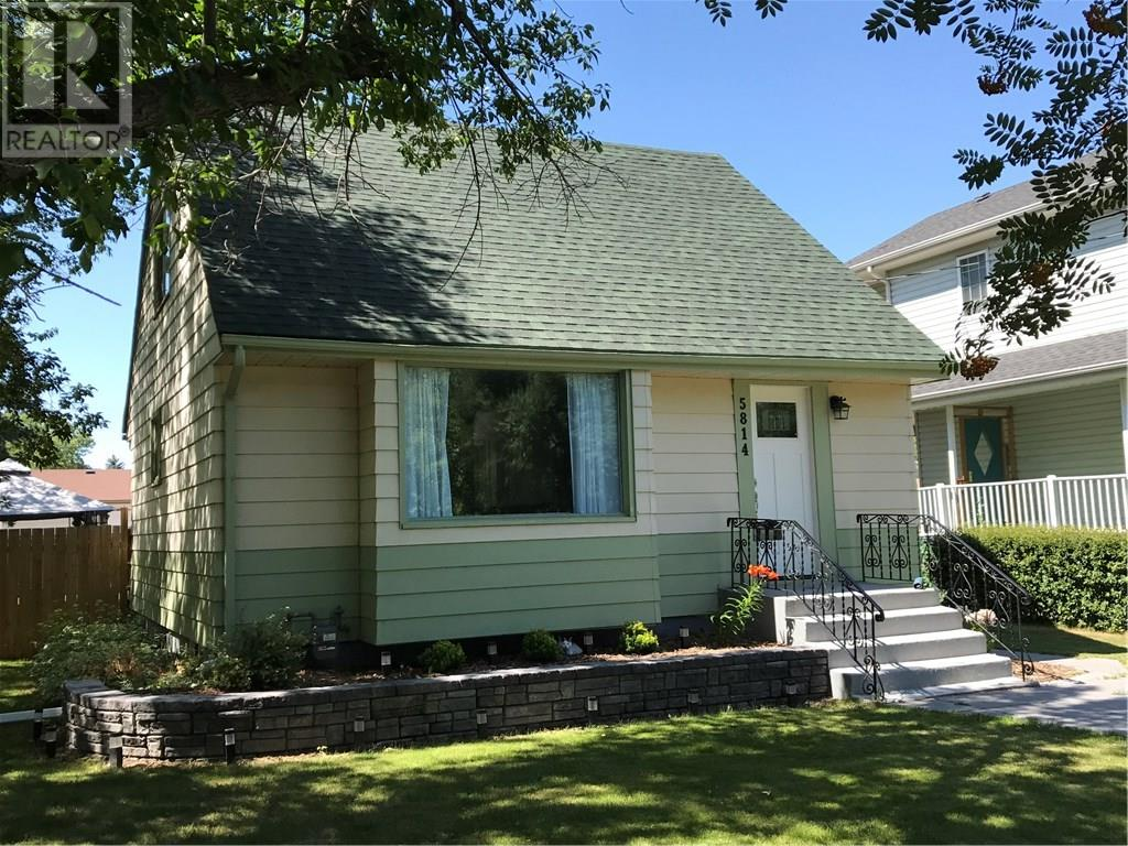 For Sale: 5814 - 44 Avenue , Red Deer, AB | 3 Bed, 1 Bath House for $264,900. See 24 photos!