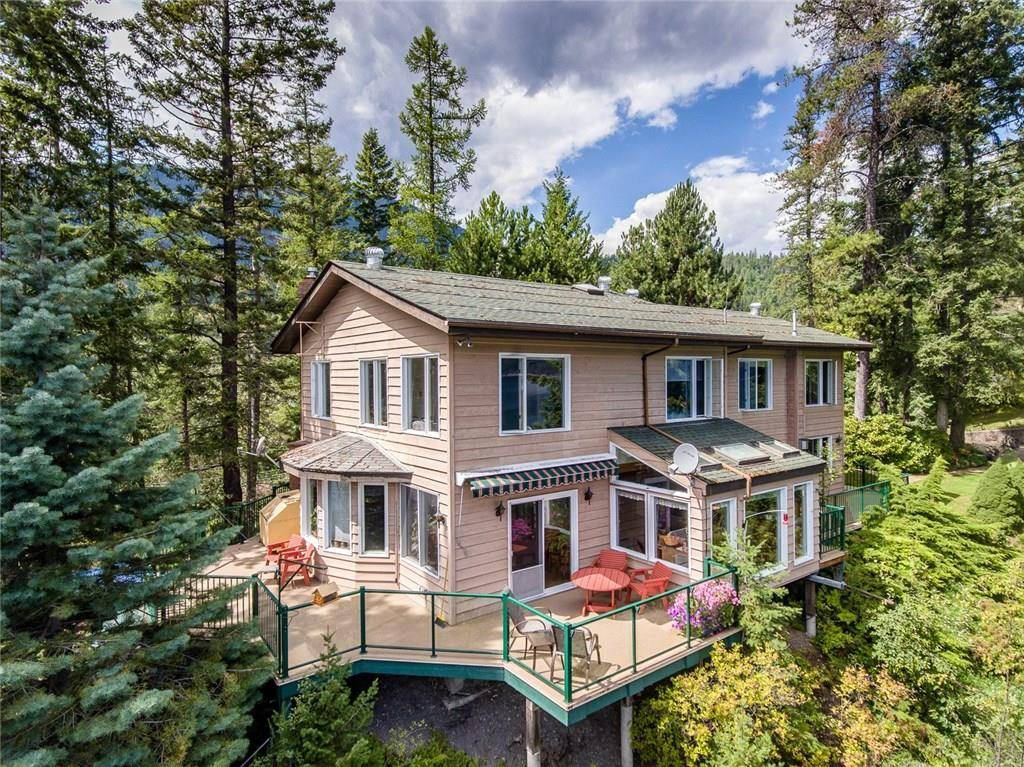 House for sale at 5814 Morgan Dr Kaslo British Columbia - MLS: 2439386