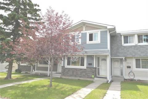 Townhouse for sale at 5817 Madigan Dr Northeast Calgary Alberta - MLS: C4259084