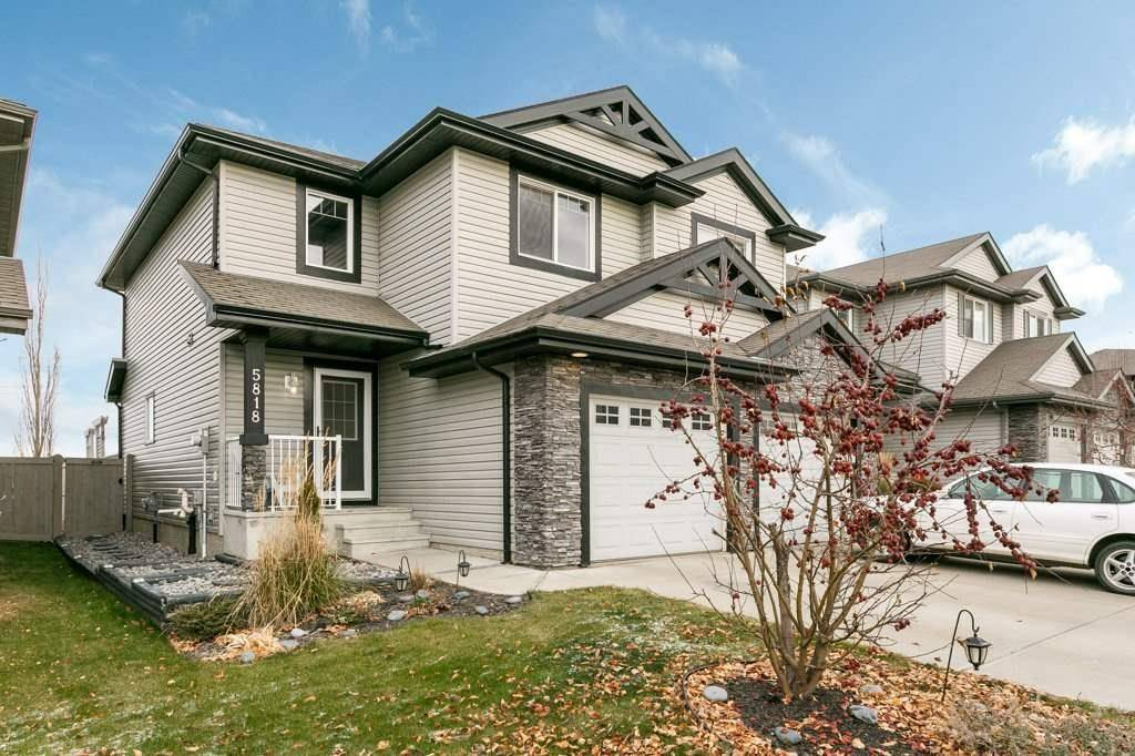 Townhouse for sale at 5818 1a Ave Sw Edmonton Alberta - MLS: E4195933