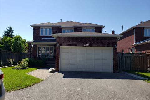 House for rent at 582 Bristol Rd Mississauga Ontario - MLS: W4483692