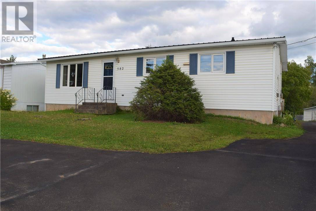 House for sale at 582 Chartersville Rd Dieppe New Brunswick - MLS: M125273