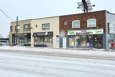 Commercial property for sale at 582 Danforth Rd Toronto Ontario - MLS: E4439182