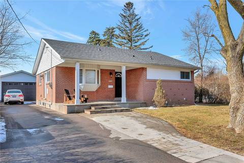 House for sale at 582 Warminster Dr Oakville Ontario - MLS: W4389971