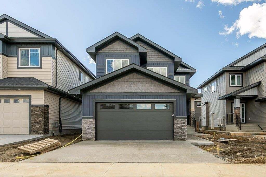 House for sale at 5822 Pelerin Cr Beaumont Alberta - MLS: E4192318