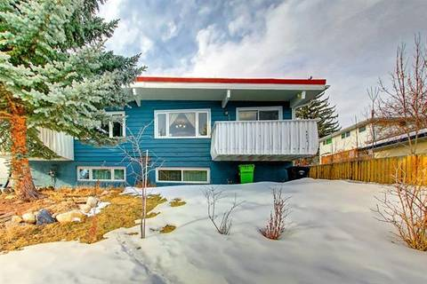 Townhouse for sale at 5823 Dalgleish Rd Northwest Calgary Alberta - MLS: C4282996