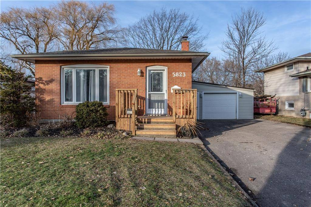 House for sale at 5823 Hillcrest Cres Niagara Falls Ontario - MLS: 30782867