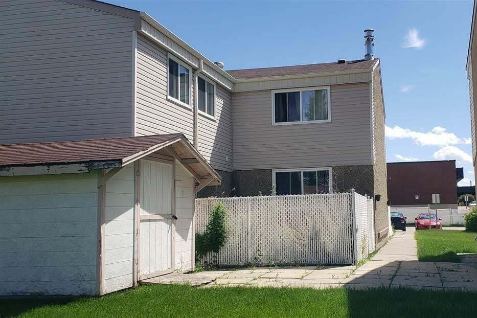 Townhouse for sale at 5825 Riverbend Rd NW Edmonton Alberta - MLS: E4201232