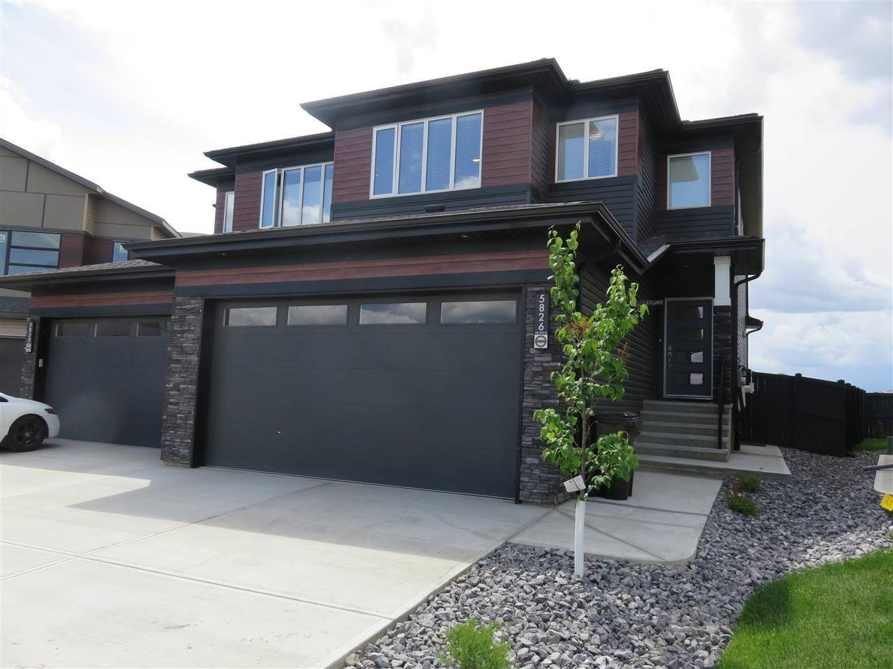 Townhouse for sale at 5826 29a St Rural Leduc County Alberta - MLS: E4160178