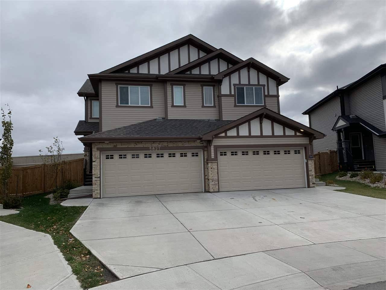 Townhouse for sale at 5827 Anthony Cres Sw Edmonton Alberta - MLS: E4176587