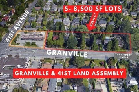 House for sale at 5828 Granville St Vancouver British Columbia - MLS: R2512712
