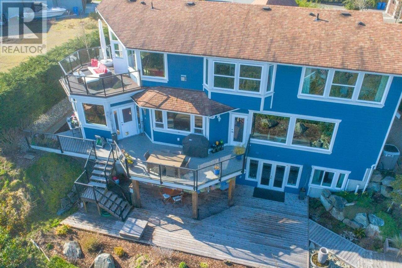 House for sale at 583 Bay Bluff  Mill Bay British Columbia - MLS: 840583
