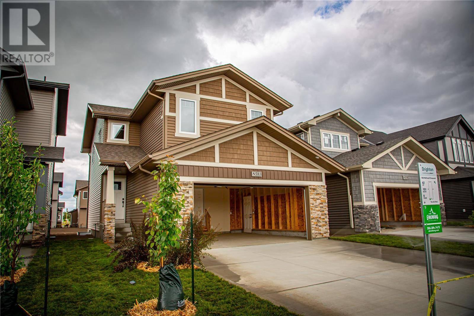 House for sale at 583 Mcfaull Cres Saskatoon Saskatchewan - MLS: SK772004