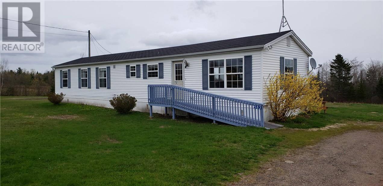 House for sale at 583 Tweedside Rd Harvey New Brunswick - MLS: NB023007