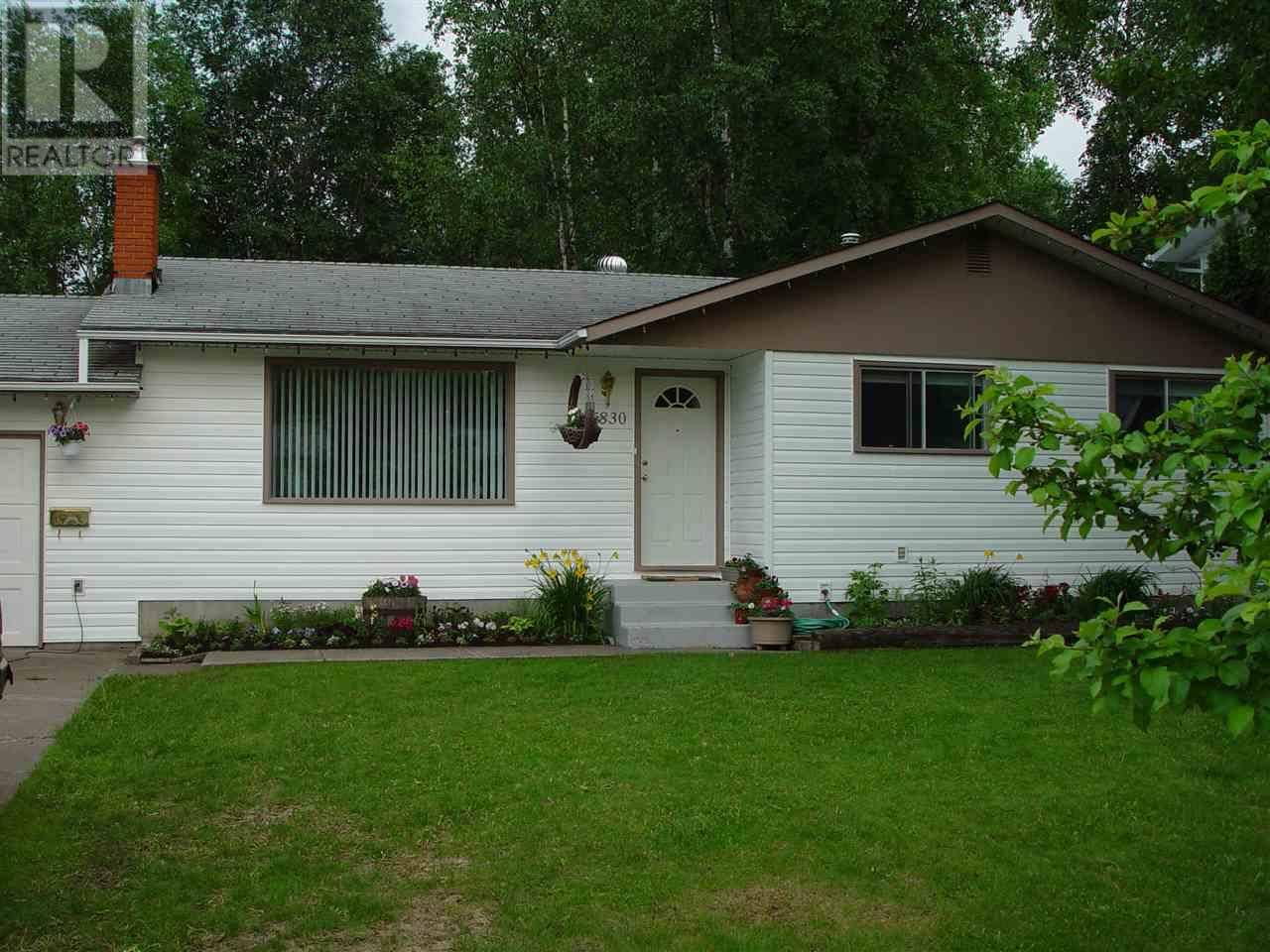 House for sale at 5830 Oxford Dr Prince George British Columbia - MLS: R2428617