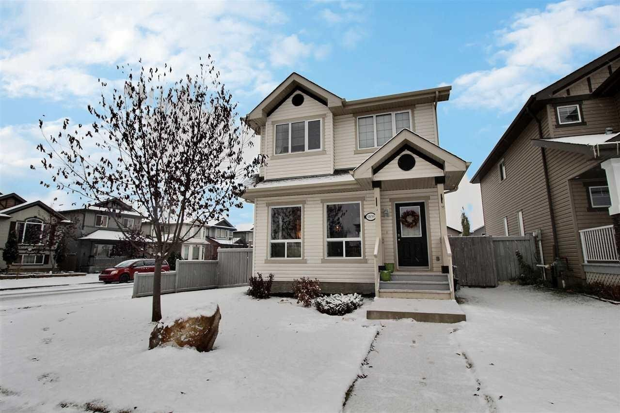 House for sale at 5839 211 St NW Edmonton Alberta - MLS: E4219065
