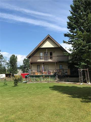House for sale at 6146 Highway 584 Hy Unit 584 Rural Mountain View County Alberta - MLS: C4264035