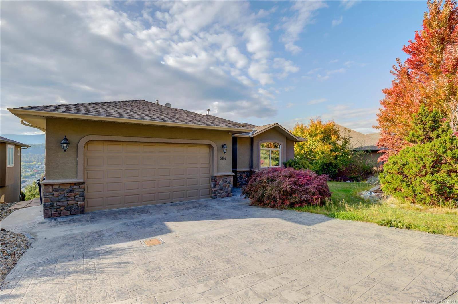 House for sale at 584 Denali Dr Kelowna British Columbia - MLS: 10202153