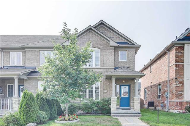House for sale at 584 Hoover Park Drive Whitchurch-Stouffville Ontario - MLS: N4224717