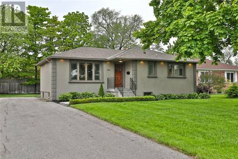 House for sale at 584 Trudale Ct Oakville Ontario - MLS: 30740189