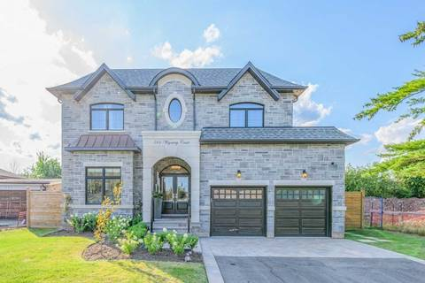 House for sale at 584 Weynway Ct Oakville Ontario - MLS: W4560595