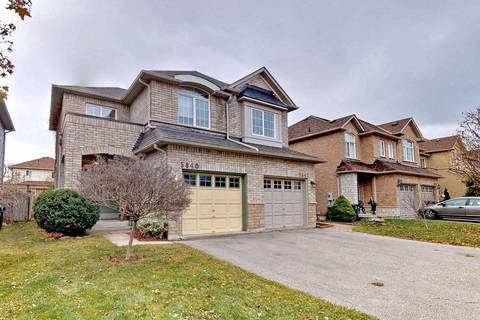 Townhouse for sale at 5840 Questman Hllw Mississauga Ontario - MLS: W4648230