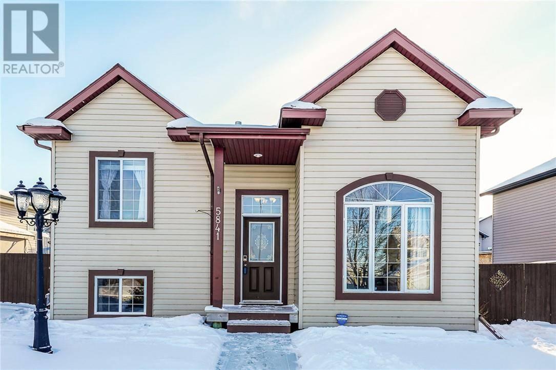 House for sale at 5841 Park St Blackfalds Alberta - MLS: ca0185735