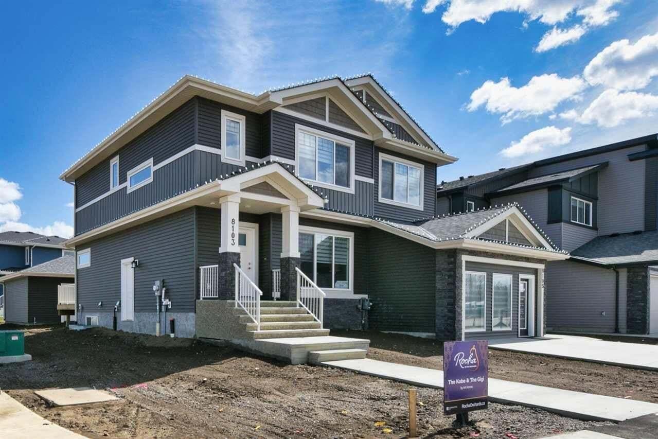 House for sale at 5842 Kootook Li SW Edmonton Alberta - MLS: E4198827