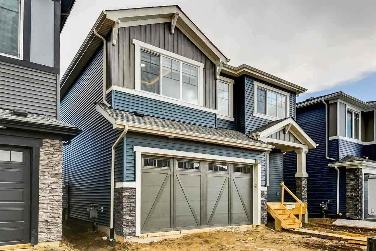 House for sale at 5844 Kootook Li SW Edmonton Alberta - MLS: E4198830