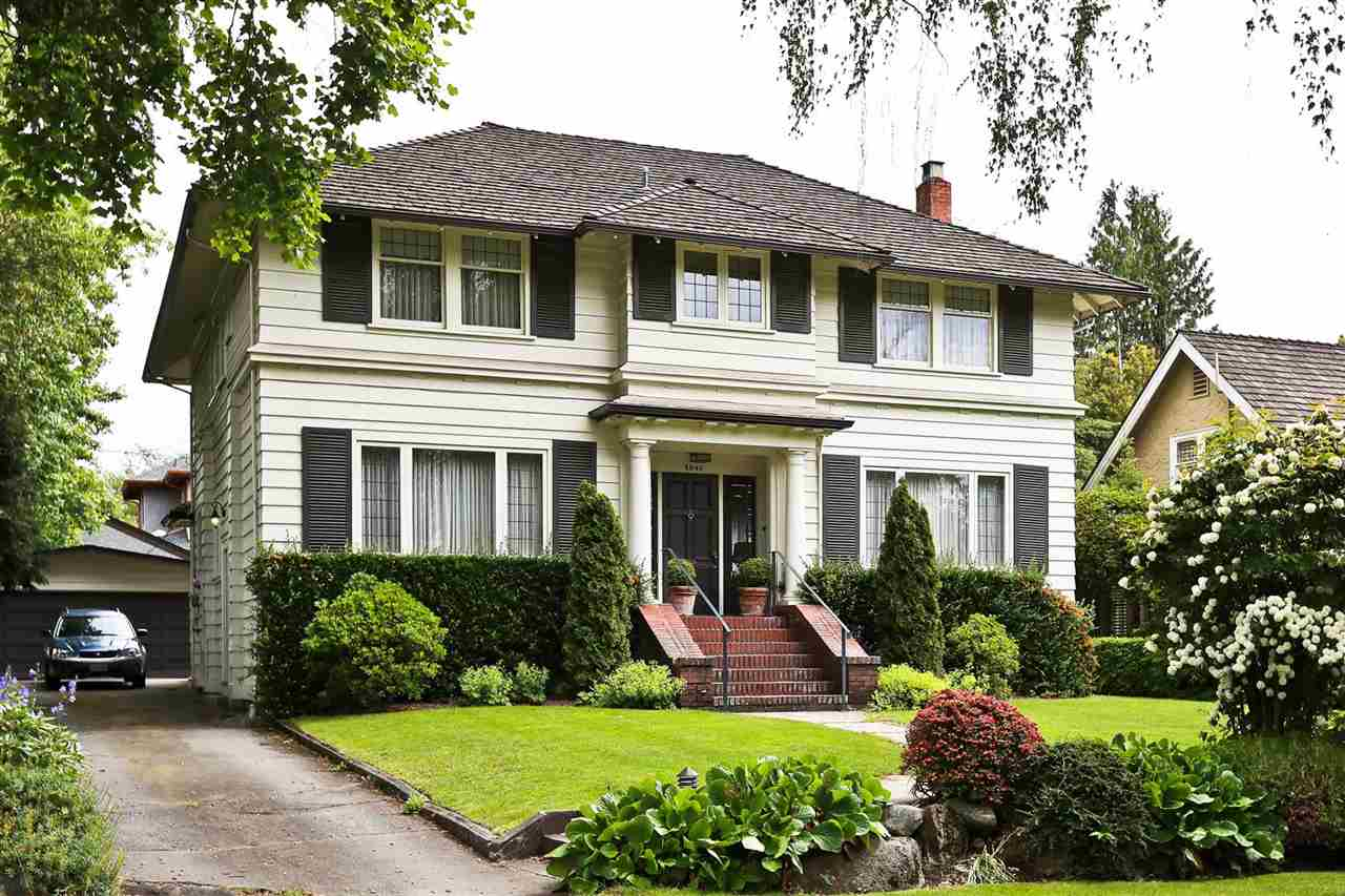 Removed: 5846 Angus Drive, Vancouver, BC - Removed on 2019-09-28 05:45:45