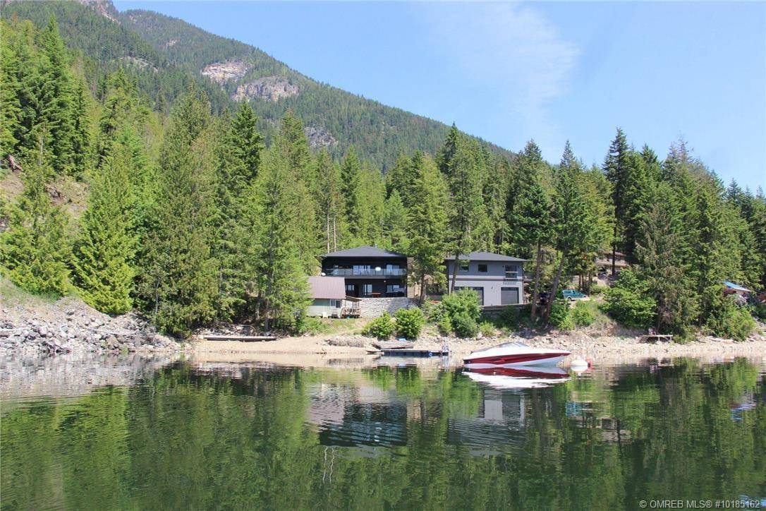House for sale at 5846 Sunnybrae-canoe Point Rd Tappen British Columbia - MLS: 10185162