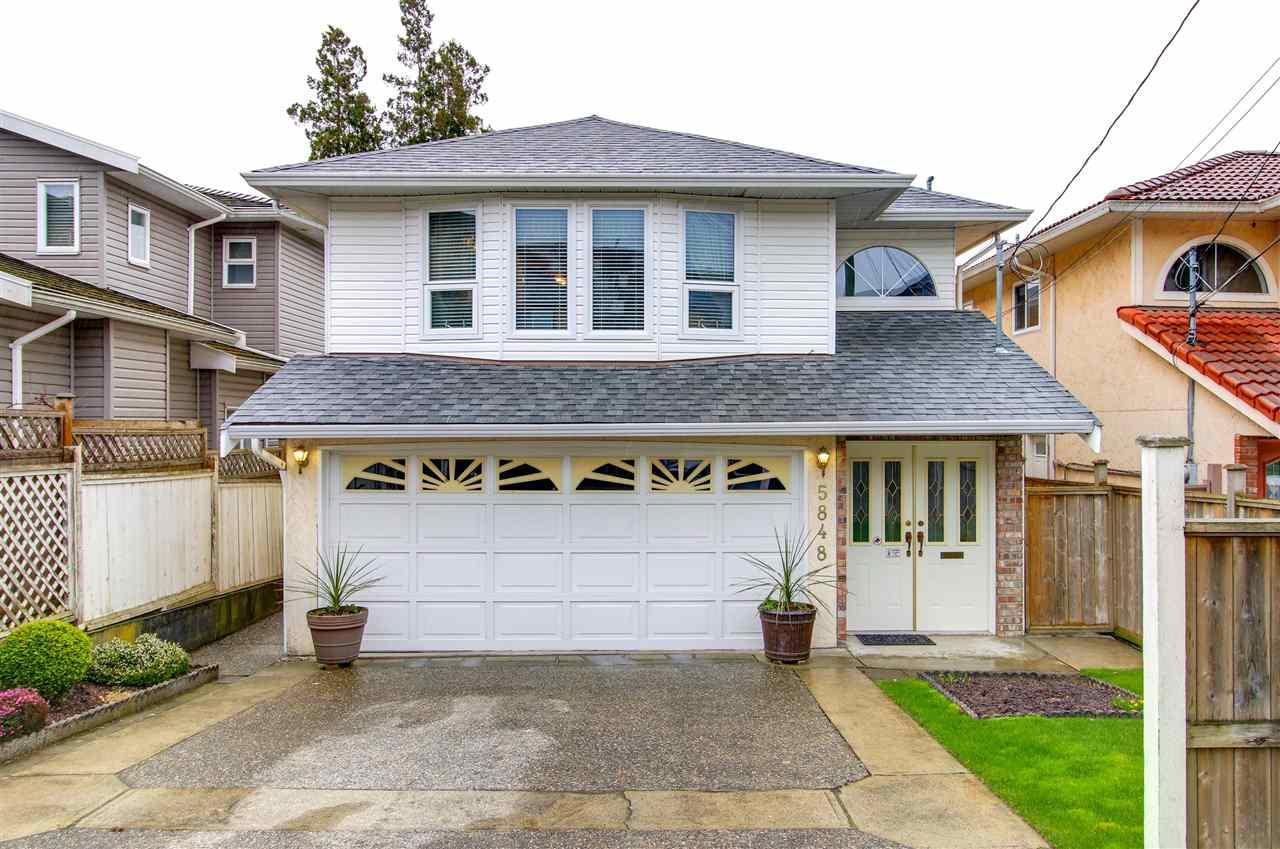 Sold: 5848 Irmin Street, Burnaby, BC