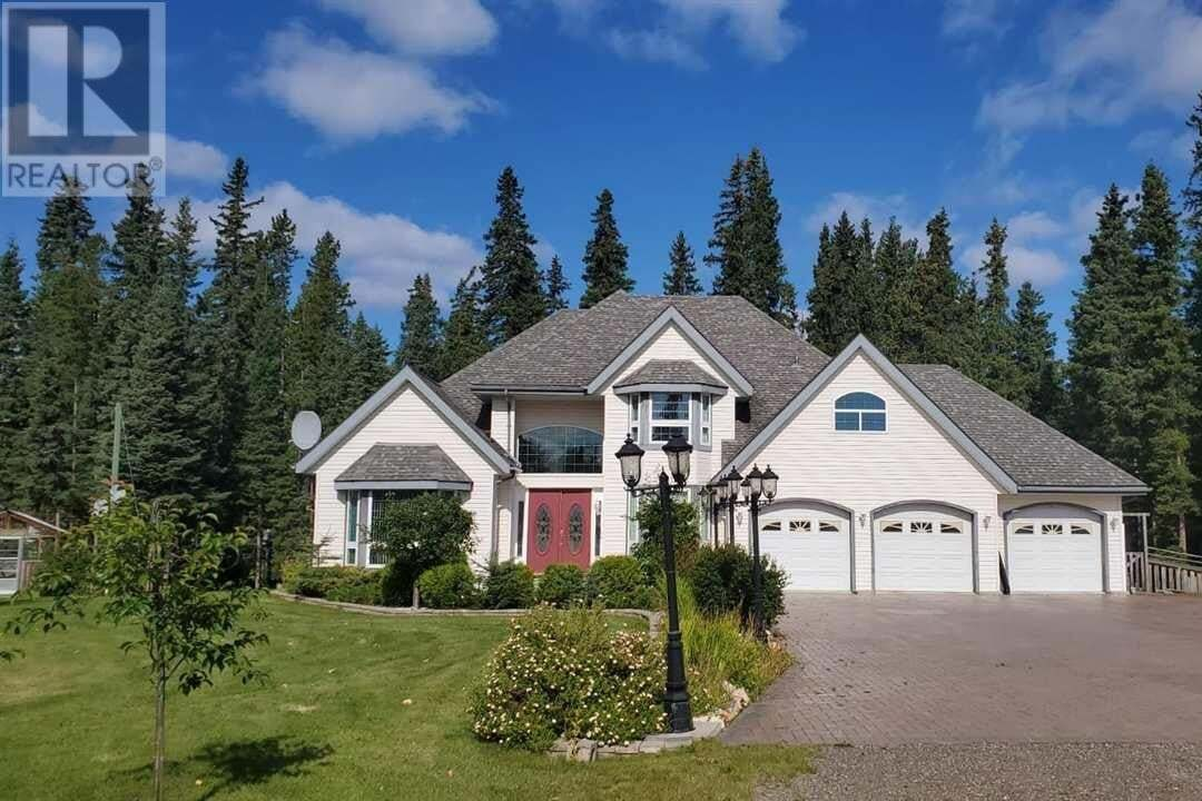 House for sale at 585 5th Ave Burns Lake British Columbia - MLS: R2488339