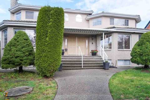 House for sale at 585 52nd Ave E Vancouver British Columbia - MLS: R2444400