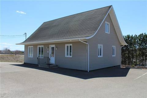 Commercial property for sale at 585 Madawaska Rd Grand-sault New Brunswick - MLS: NB016390