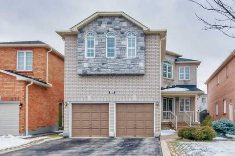 House for sale at 585 Matisse Pl Mississauga Ontario - MLS: W4696901