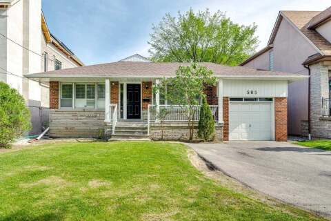 House for sale at 585 Old Orchard Grve Toronto Ontario - MLS: C4770747