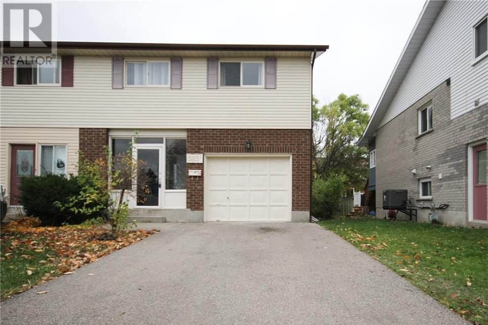 House for sale at 585 Pinerow Ct Waterloo Ontario - MLS: 40036887