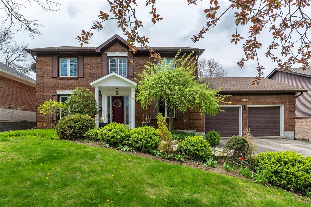 Removed: 585 Tomahawk Crescent, Ancaster, ON - Removed on 2019-06-03 06:42:02