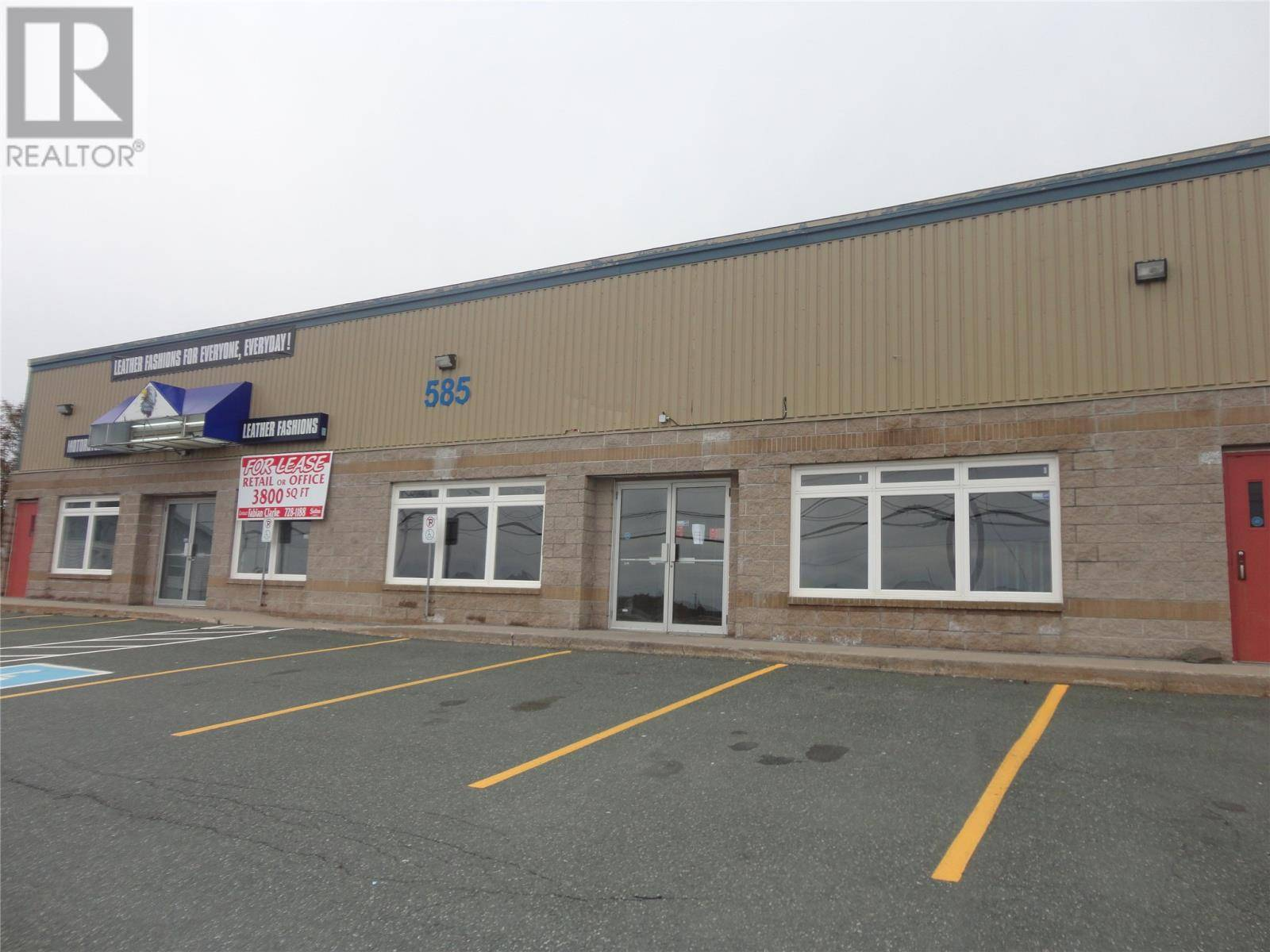 Commercial property for lease at 585 Torbay Rd St. John's Newfoundland - MLS: 1209689