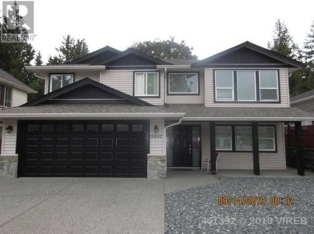 House for sale at 5852 Shadow Mountain Rd Nanaimo British Columbia - MLS: 461392