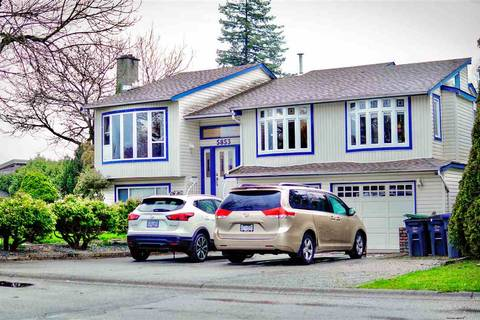 House for sale at 5853 184a St Surrey British Columbia - MLS: R2448945
