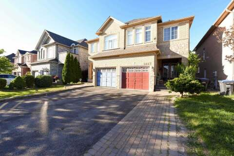 Townhouse for sale at 5857 Questman Hllw Mississauga Ontario - MLS: W4807121
