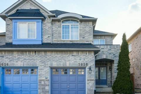 Townhouse for rent at 5858 Raftsman Cove  Mississauga Ontario - MLS: W4606929