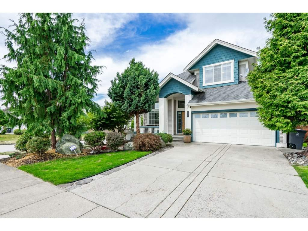 For Sale: 5859 146 Street, Surrey, BC | 5 Bed, 4 Bath House for $1,268,000. See 20 photos!