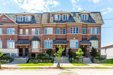 Townhouse for sale at 585 Oxford St Toronto Ontario - MLS: W4504035